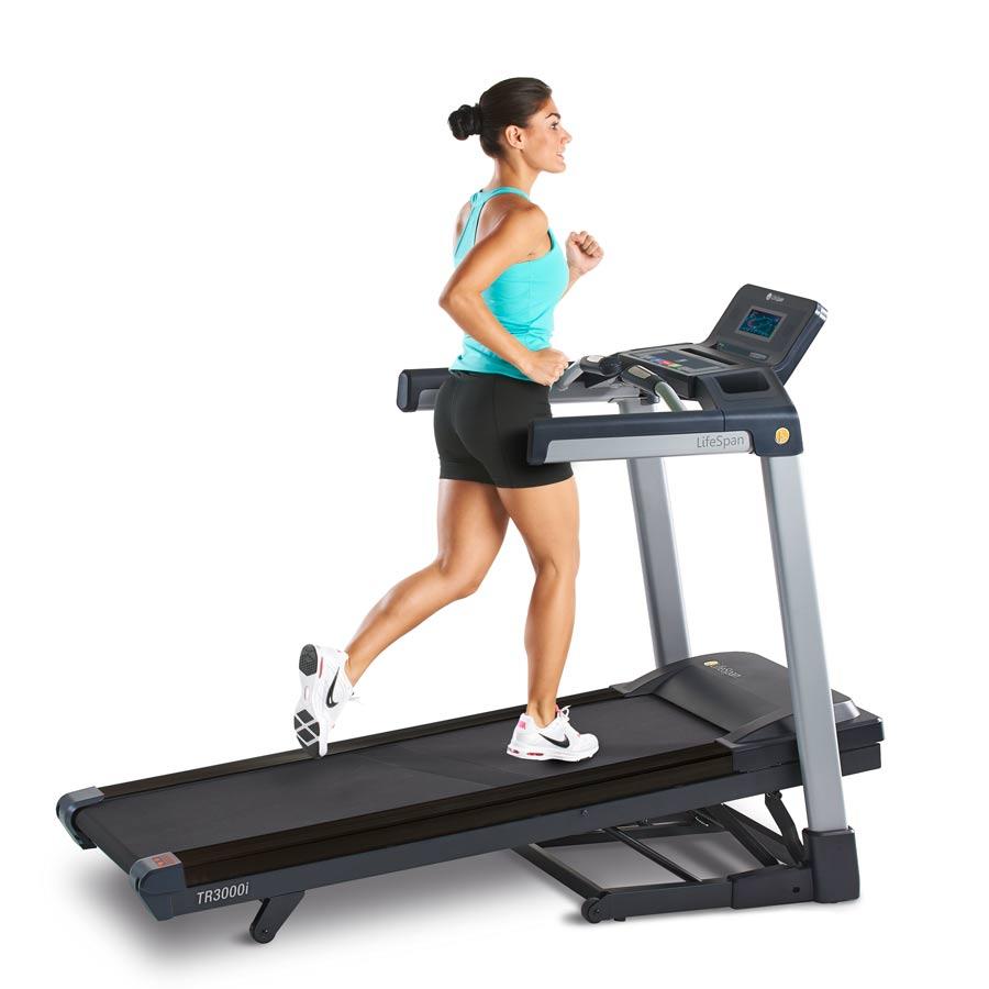 Treadmill Belt Moving Slow: LifeSpan Folding Treadmill