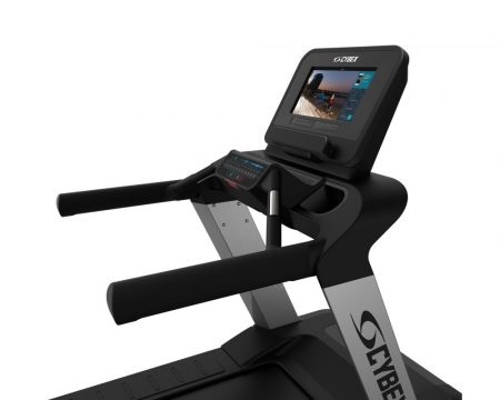 Cybex R Series Treadmill-Detail-Bridge at Southeastern Fitness Equipment