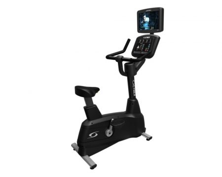 Cybex Upright Bike V Series at Southeastern Fitness Equipment